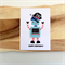 Birthday Cards| Happy Birthday|Robot Birthday Card| Boys| Kids| KIDS022
