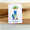Birthday Cards| Teen Boys| Happy Birthday| Skater Dude|Skateboard|TEEN003