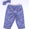 Baby Boys Space Rocket Pants - with Matching Bow Tie