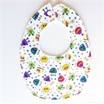 BUY 3 GET 4th FREE Little Monsters Bib