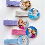 5 Frozen Boutique Hair Clips