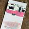 Buy 3 get 4th FREE - Pink Caravan Brooch