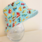 Boys summer hat in cute car fabric