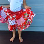 Size 5 girls twirly skirt