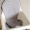 IKEA Antilop Highchair Insert/Cover - Grey
