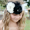 Lace headband 'VINTAGE BOHEMIAN' Can be made to fit all ages