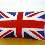 Cushion England Flag