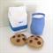 Milk and Cookies Felt Play Food