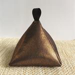 Pyramid Doorstop 'Copper'  'Bronze' 'Metallic' door stop