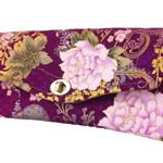 Necessary Clutch Purse/Wallet - Purple Delight