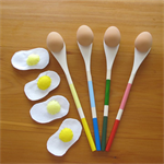 Egg and Spoon Birthday  Party Game