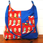 """""""Clementine"""" - boot scootin' bag"""