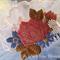 bridal hairpiece wedding bridesmaid vintage lace embroidery Swarovski crystal