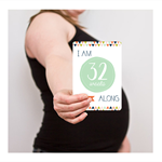 Pregnancy Moments and Milestones Cards - 30 Pack
