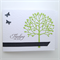Thinking of You Card - Green Tree