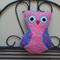 Cute chenille owl