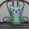 Cute fabric owl