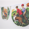 Lassie and the Darling Rescue Little Golden Book Bunting - Vintage.
