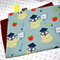 Teacher Owl Burp Cloth