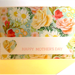 Mother's Day Card Card