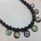 Lapis & Glass Necklace