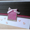 Chocolate and pink gift