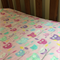 Set of two Baby change table pad covers