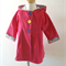 Girl's Winter Long Line Jacket - Fully Lined Size 1