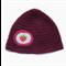 Baby Girl Winter Crochet Knit Beanie Hat 6-12 months - Earwarmers - Strawberry