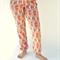 Women's Lounge Pants Burnt Orange