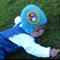 Baby Unisex Winter Beanie Crochet Knit Hat - 3-6 months - Ear warmers Mushroom