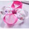 Frozen Girls Headband Hot Pink White Ribbon Princess Elsa Big Sister