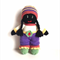Gorgeous Golly   Toy   Doll   Golliwog   Baby Softie   Pure Wool   Hand Knitted