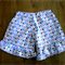 Summer Leaves Cotton Ruffled Shorts Baby Girl Size 6mths