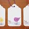 Little Bird Tags set of 3