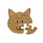 Cat Felt Jigsaw Puzzle