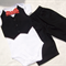 Boys vest and bow tie short sleeve onesie and pants set Size 6 months