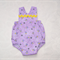 Girls Rompers Size  0 - 3 months