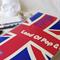 Land of Pop & Glory Handmade Notebook
