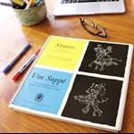 Strauss Von Suppe' Handmade Art Journal