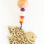 Nordic Bird pendant