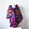 Felted Scarf Wrap Shawl Felt Multicolor