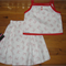 Skirt and Top Set Size 5-6