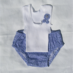 Singlet and Nappy Cover Set Size 0
