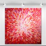XLarge original painting - MADE2ORDER - 'Abstract no.49' by Tat Georgieva