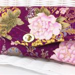 Necessary Clutch Purse/Wallet - Purple Delight