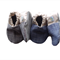 Denim or Charcoal Coloured Baby Shoes