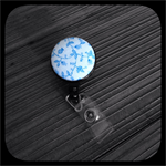 Azure Blossom: ID Badge Reel