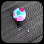 Multi Brights: ID Badge Reel