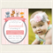 Woodland Animal Forest Birthday Invitation Girl
